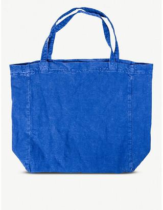 The Conran Shop Oversized linen tote bag