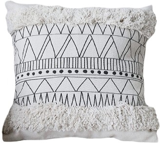 Goodnight Macaroon 'Raya' Aztec Print Bohemian Cushion Cover