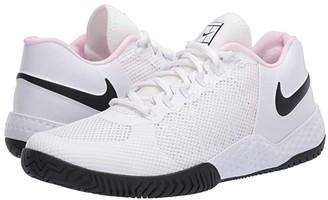 Nike Flare 2 HC (White/Black/Pink Foam) Women's Shoes
