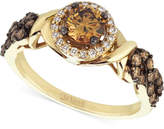 LeVian Le Vian Chocolatier Diamond (9/10 ct. t.w.) Engagement Ring in 14k Gold