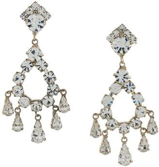 Susan Caplan Vintage Crystal Drop Earrings