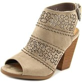 Not Rated Girl B Flossin Women Open-toe Canvas Slingback Sandal.