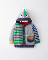Hanna Andersson Monster Sweater Hoodie