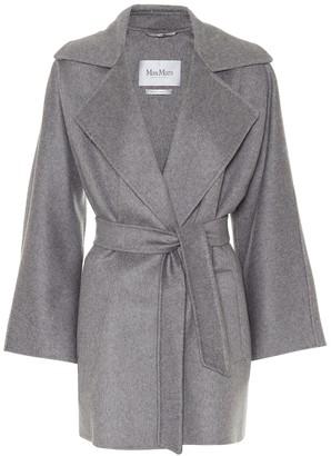 Max Mara Carpi belted cashmere coat
