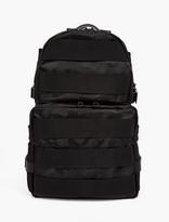 Valentino Black Nylon Camu Noir Backpack