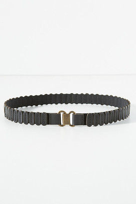 Anthropologie Tabby Stretch Belt By in Black Size XS