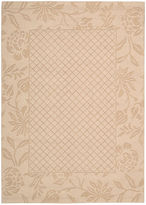 Nourison Garden Tea Wool Rectangular Rug