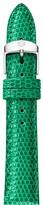 Michele Lizard Watch Strap, 18mm