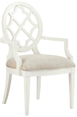 Tommy Bahama Mill Creek Armchair - Pearl