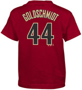 Majestic Toddlers' Paul Goldschmidt Arizona Diamondbacks Player T-Shirt