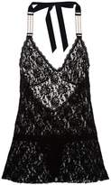 Hanky Panky Women's After Midnight Chained Babydoll