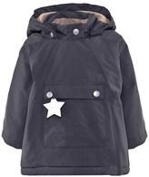 Mini A Ture Wang Navy Side Zip Jacket