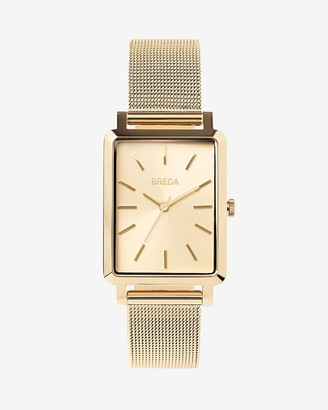 Express Breda Gold Baer Watch
