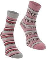 Soulcal 3 Pack Ladies Ankle Socks