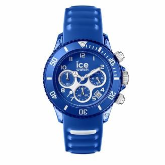 Ice Watch Ice-Watch - ICE aqua Marine - Men's wristwatch with silicon strap - Chrono - 012734 (Large)