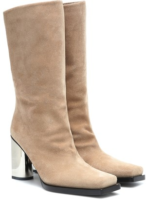 Proenza Schouler Suede ankle boots