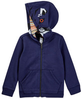 Tea Collection El Puma Graphic Hoodie (Baby Boys)