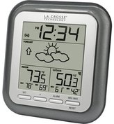 La Crosse Technology WS-9133T-IT Wireless Forecast Station, Titanium