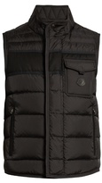 Moncler Athos Quilted Nylon Gilet