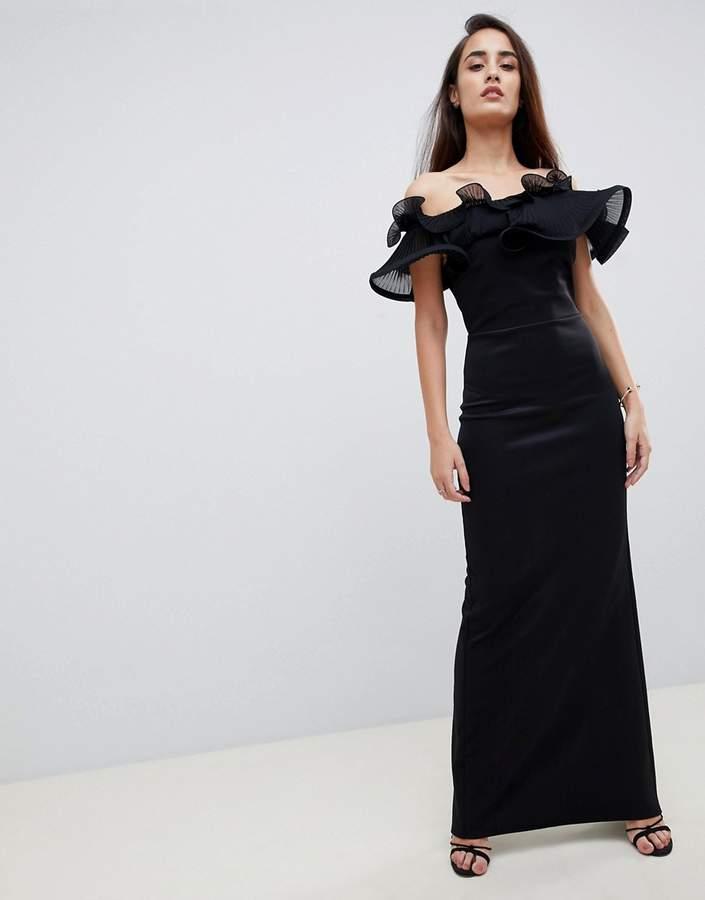 bb2b0e615f22d8 Lipsy Frill Dress - ShopStyle UK