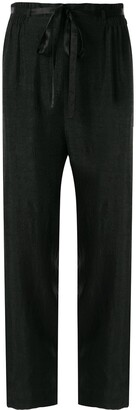 Karen Walker Hydra trousers