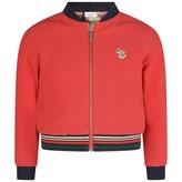Paul Smith JuniorGirls Red Penny Jacket