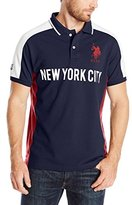U.S. Polo Assn. Men's New York City Polo Shirt