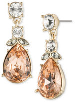 Givenchy Jonquil Double Drop Earrings