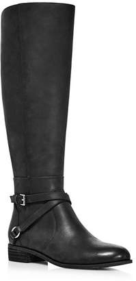 Charles David Women's Solo Tall Moto Boots