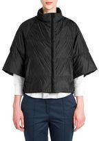 Jil Sander Cropped Puffer Jacket