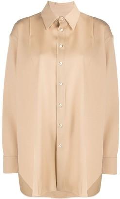 Jil Sander Classic Long-Sleeved Shirt