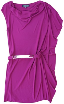 Salvatore Ferragamo Pink Dress for Women