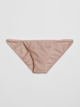 Gap Stretch Cotton String Bikini