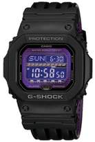 Casio Men's G-Shock GLS5600L-1 Black Resin Quartz Watch with Dial