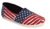 Toms Women's Americana Alpargata Slip-On