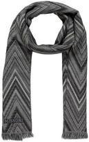 Missoni Chevron Striped Wool Scarf