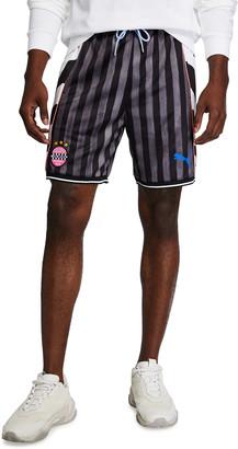 Puma Men's x KidSuper Printed Shorts