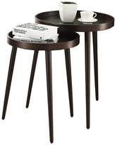 Monarch Two-Piece Nesting Table Set