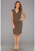 Anne Klein Autumn Tweed Sheath Dre Women' Dre