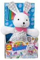 Alex Craft Color & Cuddle Bunny Soft Toy