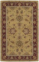 Nourison HE11 Heritage Hall Rectangle Area Rug
