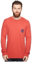 Rip Curl Punch Heritage Pocket Long Sleeve Men's Long Sleeve Pullover