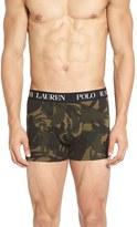 Polo Ralph Lauren Men's Stretch Cotton Boxer Briefs