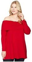 KARI LYN Plus Size Layla Top