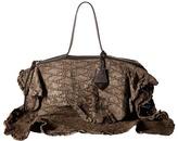 Vivienne Westwood Draped Hide Handbags
