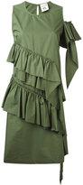 Semi-Couture Semicouture - Richie dress - women - Cotton - 40