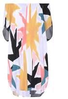 Mara Hoffman Dashiki printed off-the-shoulder dress