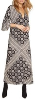 Amuse Society Women's Scorpio Print Maxi Dress