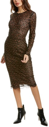 Dress the Population Kay Midi Dress