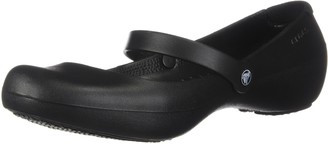 Crocs Women's Alice Work Ballet Flats